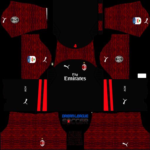 Kit-milan-dls-third-terceiro-uniforme-18-19