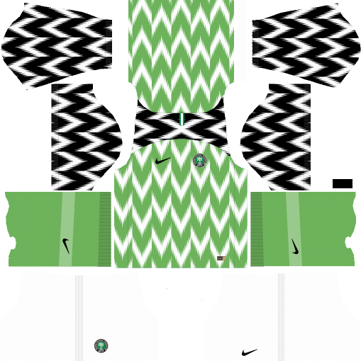 Kit nigeria-dls18-home-world-cup-2018-uniforme casa