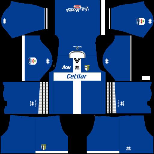 Kit-parma-dls-away-Gk-uniforme-goleiro-fora-de-casa-18-19