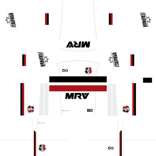 Kit-santa-cruz-DLS 19-uniforme-fora-de-casa-17-18