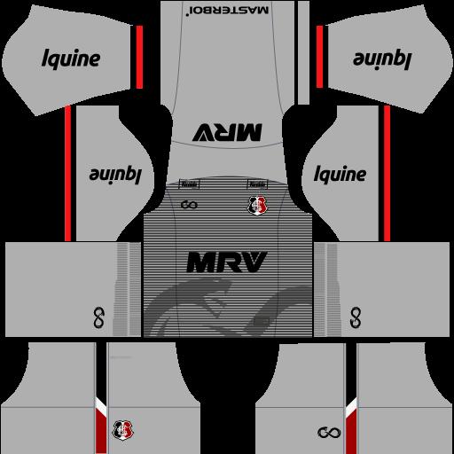 Kit-santa-cruz-dls18-away-Gk-uniforme-goleiro-fora-de-casa-18-19