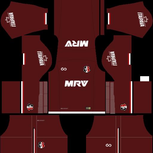 Kit-santa-cruz-dls18-uniforme-goleiro-casa-17-18