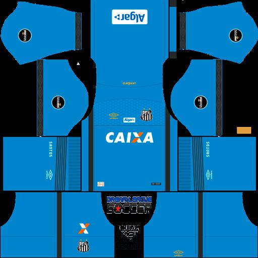 Kit-santos-dls-away-Gk-uniforme-goleiro-fora-de-casa-18-19