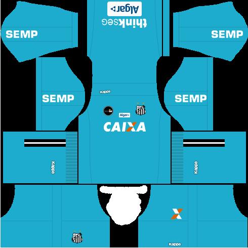 Kit Santos 2019 Dream League Soccer 2019 kits URL 512×512 DLS 2019 956b5d70d