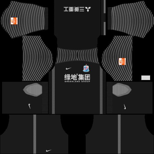 Kit-shanghai-dls-away-Gk-uniforme-goleiro-fora-de-casa-17-18