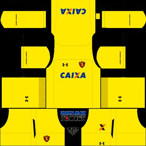 Kit-sport-dls-away-Gk-uniforme-goleiro-fora-de-casa-18-19