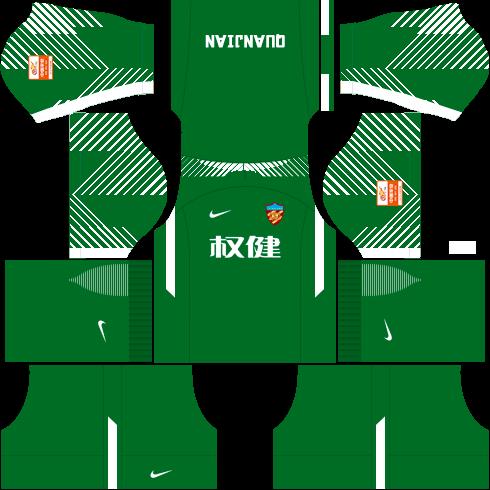 Kit-tianjin-quanjian-dls-home-Gk-uniforme-goleiro-casa-2018