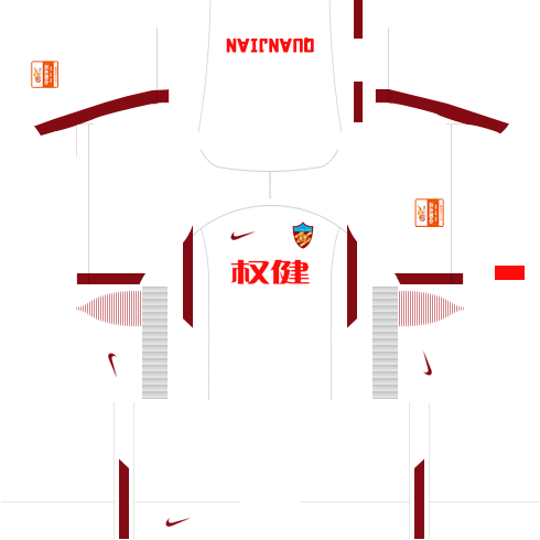 Kit-tianjin-quanjian-dls-home-uniforme-casa-2018