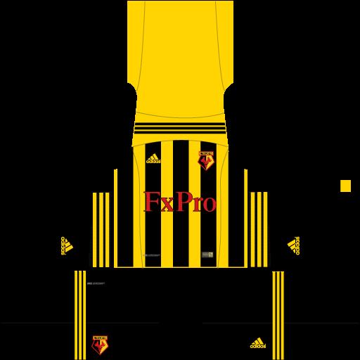 Kit-watford-dls-home-uniforme-casa-18-19