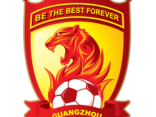 Kit Guangzhou Evergrande 2019 Dream League Soccer 2019 kits URL 512×512 DLS 2019