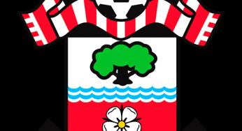 DLS19 Kit southampton - Dream League Soccer Kits dls19