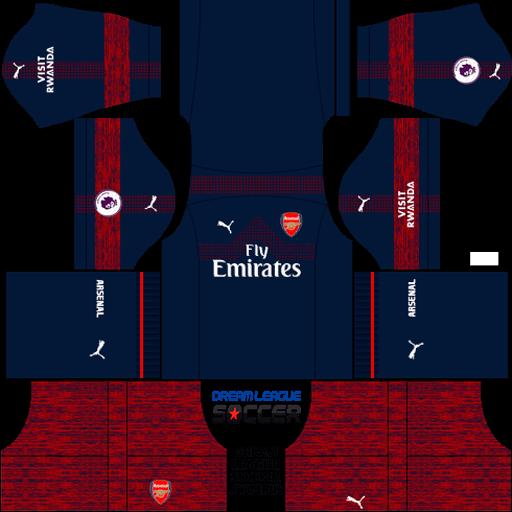 kit-Arsenal-dls-away-uniforme-fora-de-casa-18-19