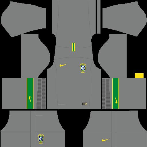 kit-Brasil-dls18-away-Gk-uniforme-goleiro-fora-de-casa-18-19