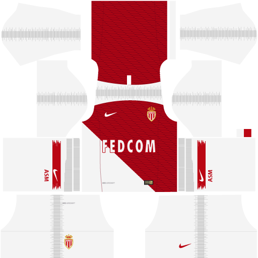 kit-Monaco-dls-HOME-uniforme-casa-18-19