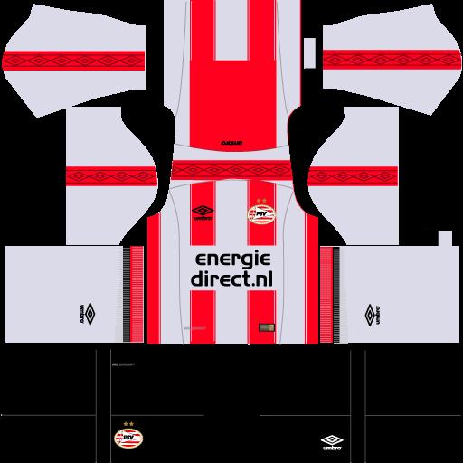 8c0c3596c Kit PSV para DLS 19 - Dream League Soccer atualize seu time agora