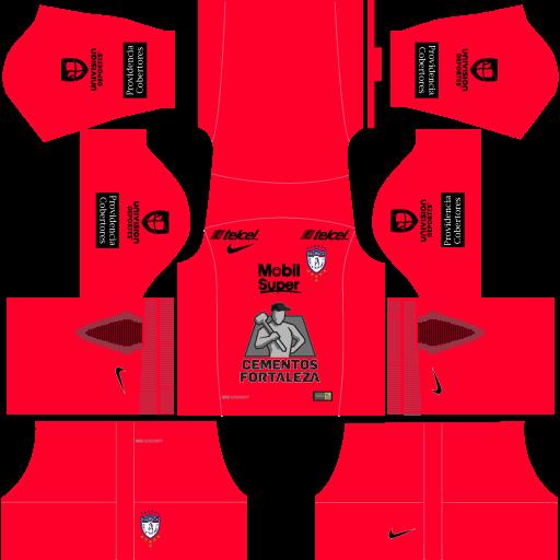 kit-Pachuca-dls18---uniforme-goleiro-home---casa