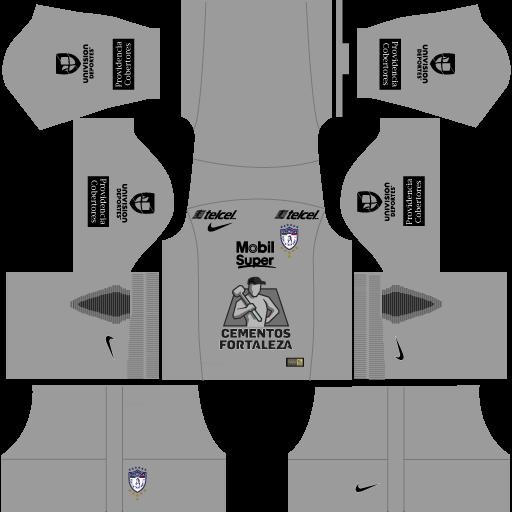 kit-Pachuca-dls18---uniforme-goleiro-third---alternativo
