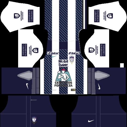 kit-Pachuca-dls18---uniforme-titular-home---casa