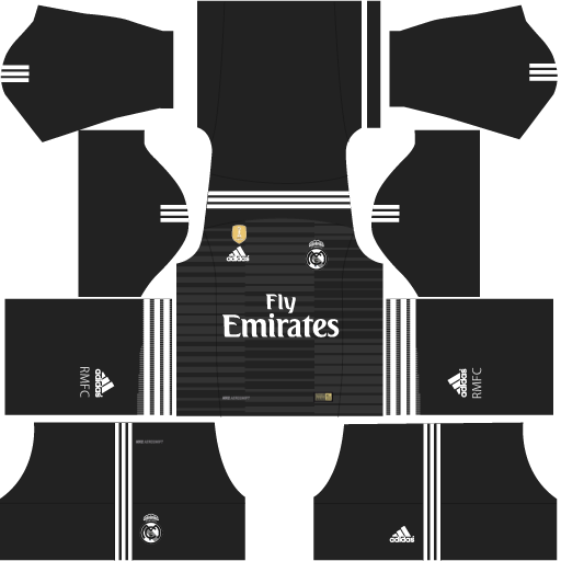 kit-Real-Madrid-dls18-away-GK--uniforme-goleiro-fora-de-casa-18-19