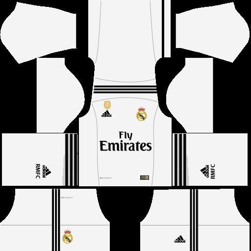 kit-Real-Madrid-dls18-home---uniforme-casa-18-19