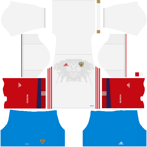 kit Russia dls18 away - uniforme fora de casa copa 2014