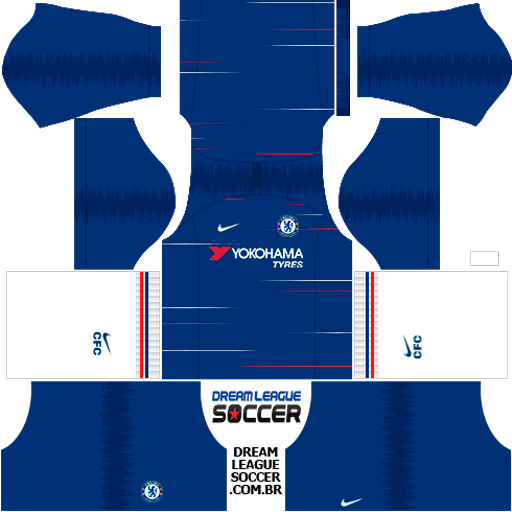 kit-chelsea-dls-home-uniforme-casa-18-19