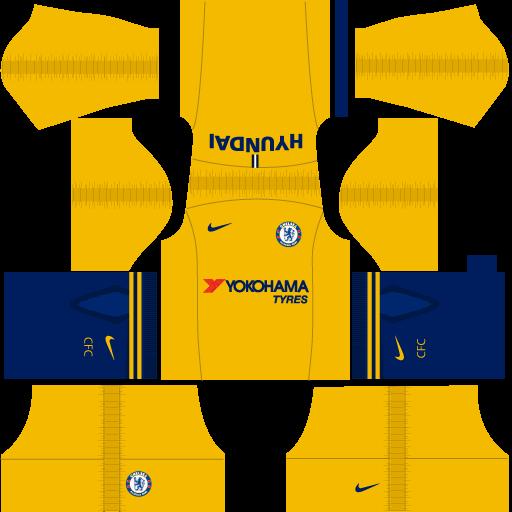 kit-chelsea-dls18-away-uniforme-fora-de-casa-18-19