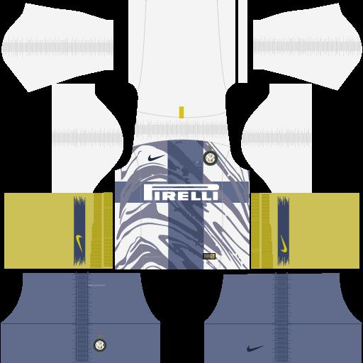 kit-inter-de-milão---Internazionale-Milano-dls-third-terceiro-uniforme-18-19