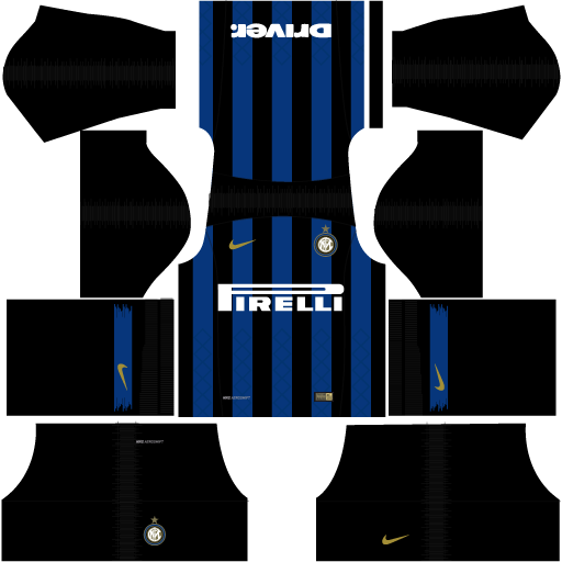 kit-inter-de-milão---Internazionale-Milano-dls18-home-uniforme-casa-18-19