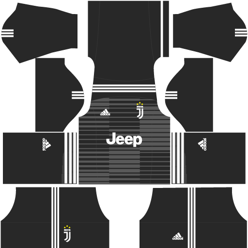 f2f6a523b2 Kit Juventus para DLS 19 - Dream League Soccer atualize seu time agora