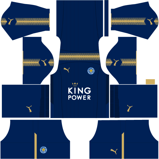 kit-leicester-city-dls18-uniforme-casa-17-18