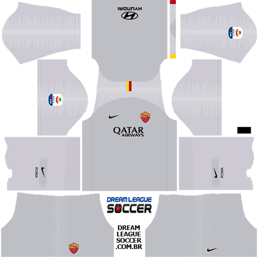 kit-roma-dls-away-uniforme-fora-de-casa-18-19
