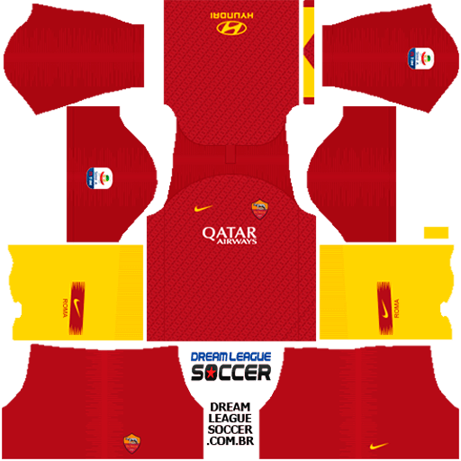 kit-roma-dls-home-uniforme-casa-18-19