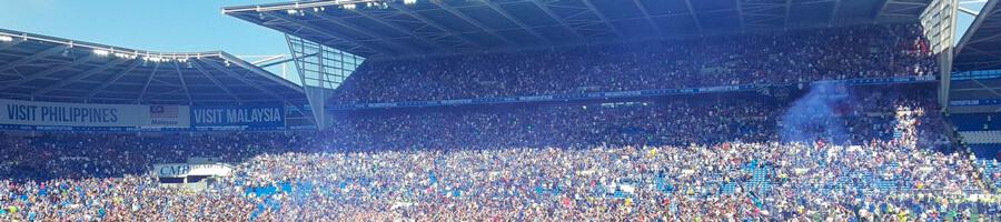 Kit Cardiff City